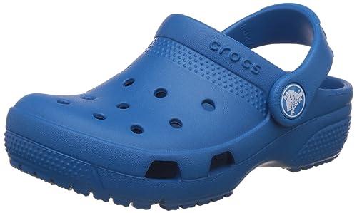 Crocs Kids Unisex Coast Clog Toddler//Little Kid Ultramarine 6 M US Toddler