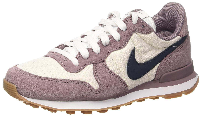Nike 828407-004, Zapatillas de Deporte Mujer 40 EU|Gris (Taupe Grey/Armory Navy/Light Orewood Brown/White)