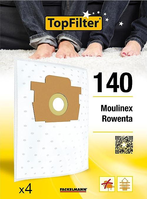 Top Filter 64140 - Bolsa para aspiradora Rowenta Silence ...