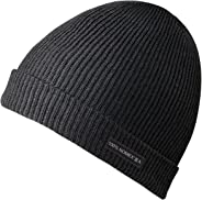 Pioneer V4520270-O/S Nomex® IIIA Work Toque, Flame Resistant Windguard Black, Fit All