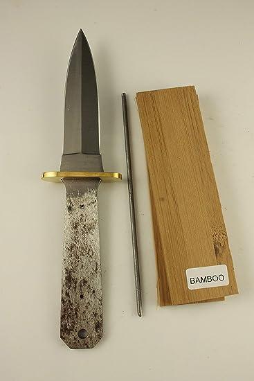 Amazon.com: Juego de cuchillos para botas de 7.75 pulgadas ...