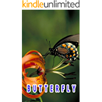 BUTTERFLY PHOTOGRAPHY BOOK (English Edition)