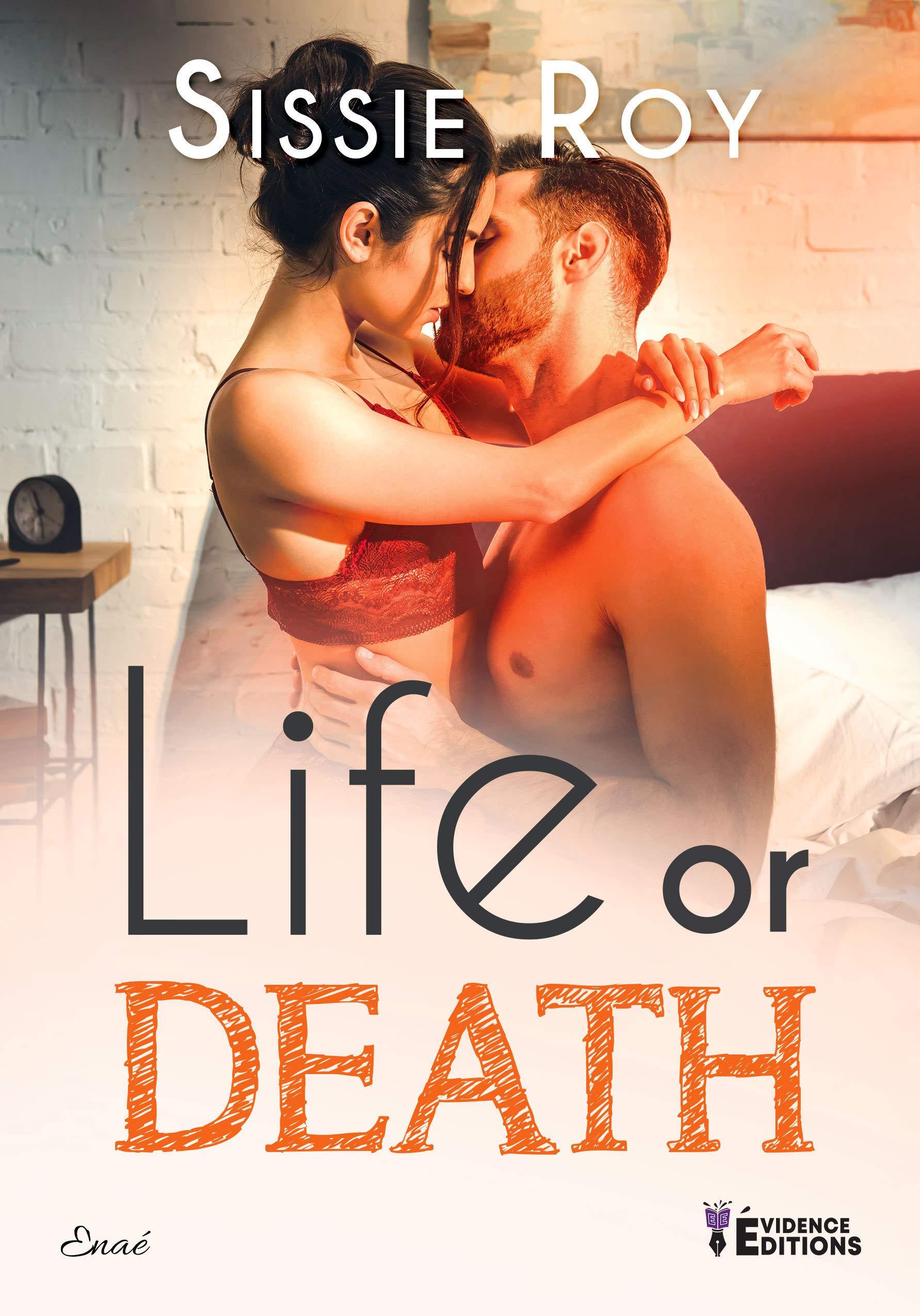 Amazon.fr - Life or death - Roy, Sissie - Livres