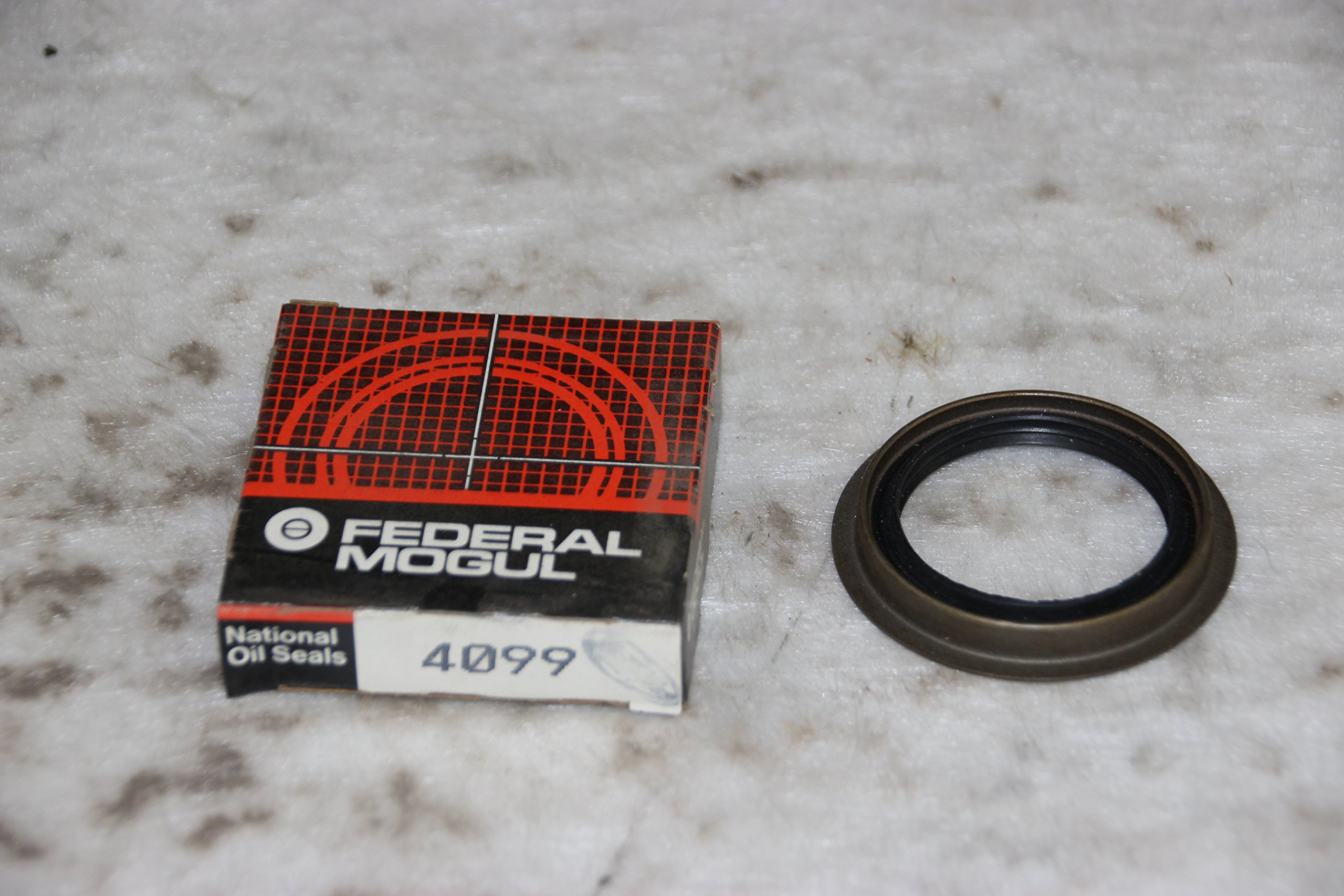 National 4099 Rear Wheel Seal by National (Image #1)