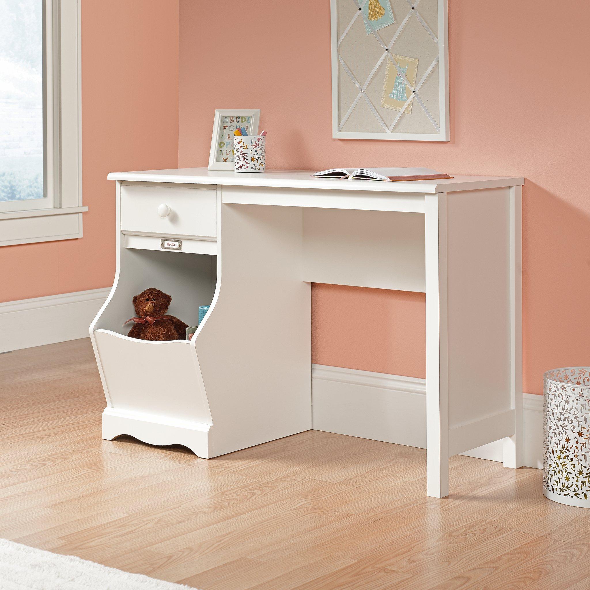 Sauder Pogo Desk for Children, Soft White Finish by Sauder (Image #2)