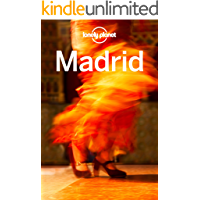 Lonely Planet Madrid (Travel Guide) (English Edition)