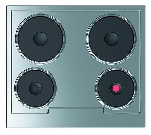Gorenje ED 60 EX - Cocina eléctrica (58 cm, 5500 W), acero ...