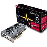 Sapphire Technology Technology Radeon 11266-04-20G Pulse RX 570 4GB GDDR5 Dual HDMI/ DVI-D/ Dual DP OC with Backplate (UEFI) PCI-E Graphics Card (Renewed)