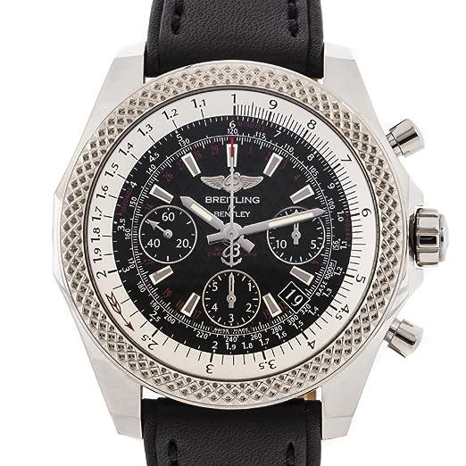 Breitling Bentley automatic-self-wind Mens Reloj ab061221/BD93 (Certificado) de segunda mano: Breitling: Amazon.es: Relojes