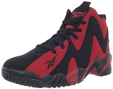 Reebok Men s Kamikaze II Mid Fashion Sneaker 5646a1b5a