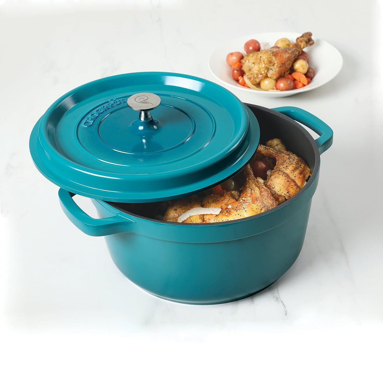 Crock Pot 5-Quart Dutch Oven O...