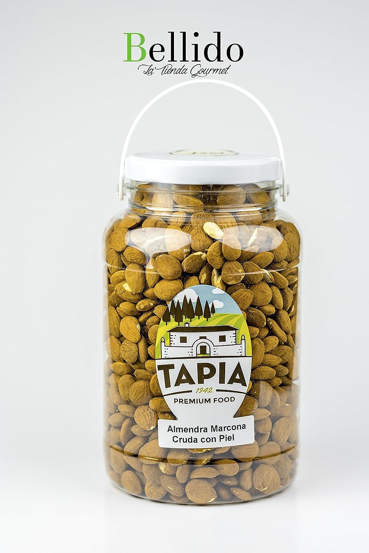 Frutos secos y frutas deshidratadas premium food Casa Tapia, producto excepcional desde 1942, varios formatos. Envío GRATIS 24h. (Almendra Marcona, Tarro ...