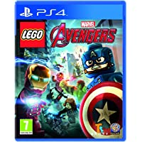 LEGO MARVEL AVENGERS (PS4 REGION 2)