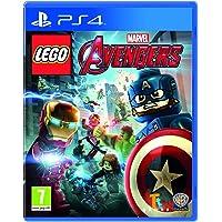 LEGO MARVEL AVENGERS (PS4 REGION 2)