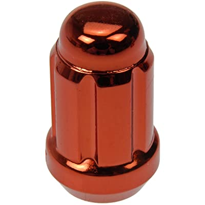 Dorman 711-355E Pack of 20 Red Lock Nuts with Key: Automotive