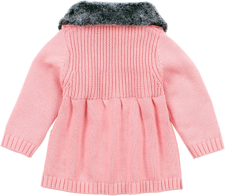 Lefyira Baby Girl Stripe Top Blouse Autumn Ruffle Sleeve Shirt Casual Clothes