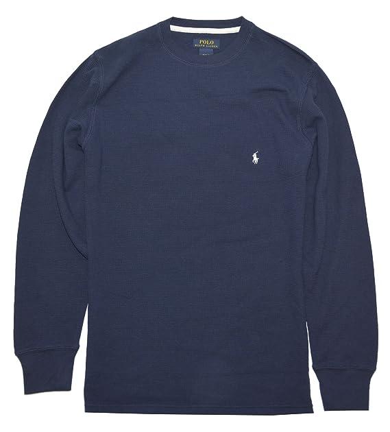 Polo Ralph Lauren – Camiseta de manga larga para hombre/pijamas/térmica - -