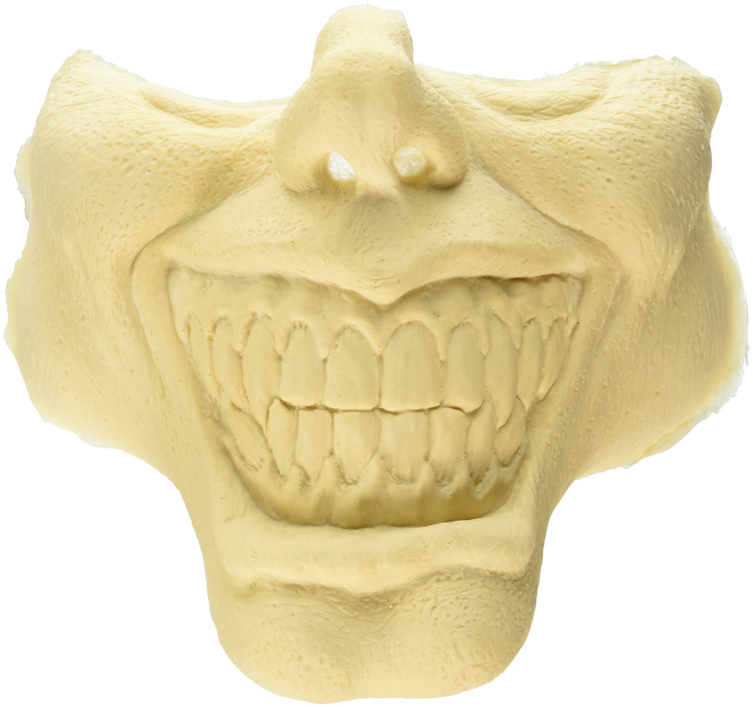 Woochie by Cinema Secrets Funny Face Foam Prosthetics, Multi, One Size