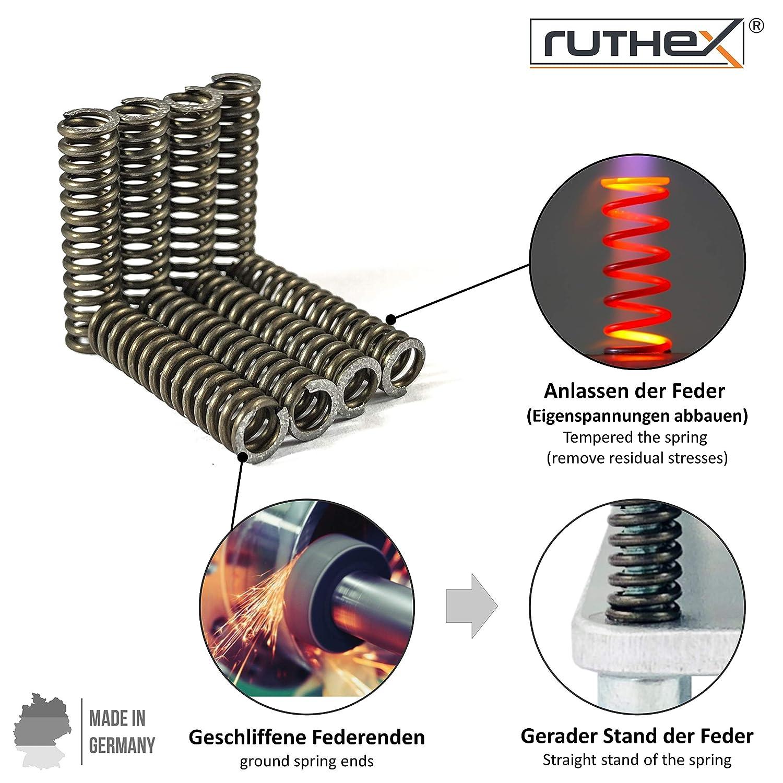 ruthex 8x resorte de compresión para impresora 3D Anycubic i3 Mega ...