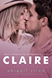 Claire (Hart University Book 2)