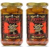 Psycho Onions - Ghost Pepper cebollas en escabeche