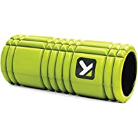 Trigger Point Grid - Rollo de espuma con videos instructivos gratis en línea,  Verde (Lime),  13 inch
