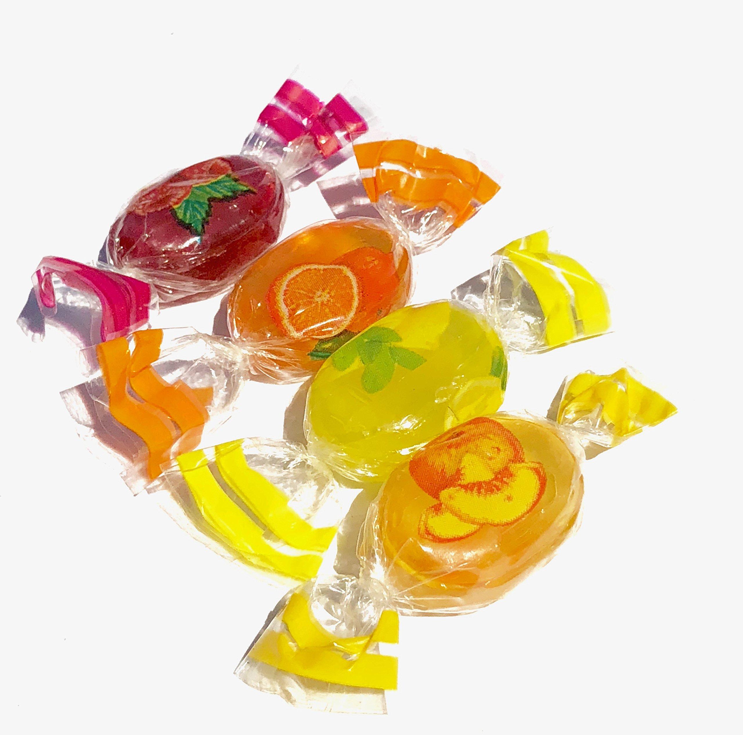 Ragolds, Ragolds German Natural Fruit Filled Candy assortment (2 Lbs)