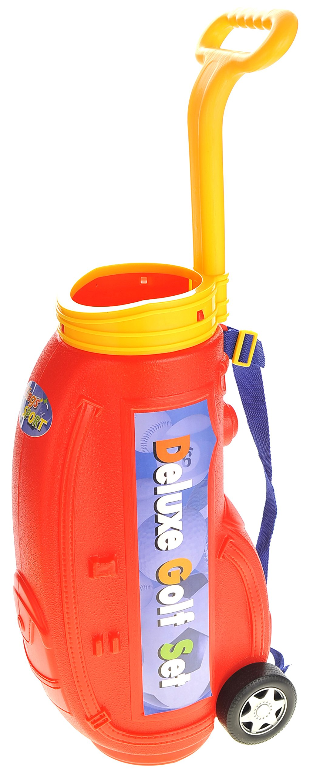 CHIMAERA Complete Kiddie Golf Pro Toy Set with Bag by Chi Mercantile