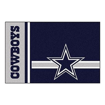 cad5e8fb164 Amazon.com  FANMATS NFL Dallas Cowboys Nylon Face Starter Rug  Automotive