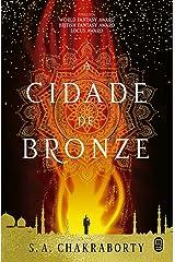A Cidade de Bronze (Em Portugues do Brasil) Hardcover