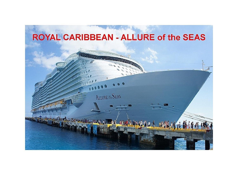 Amazon cruise ship fridge magnet royal caribbean allure amazon cruise ship fridge magnet royal caribbean allure of the seas 3 x 2 inches jumbo kitchen dining xflitez Images