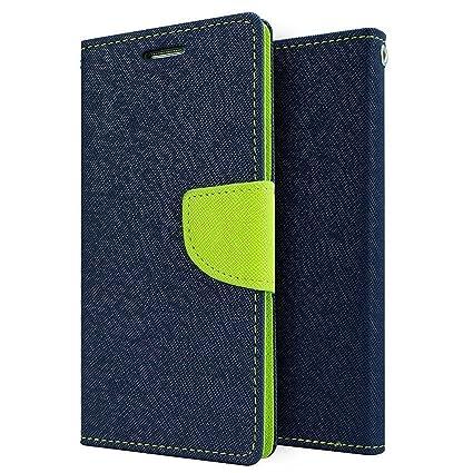 various colors 7902a 57345 Hupshy® Redmi 5 Flip Cover/Premium Luxury Slim Artificial Leather Case for  Redmi 5 / Wallet Case for Redmi 5 - Blue (MC01)