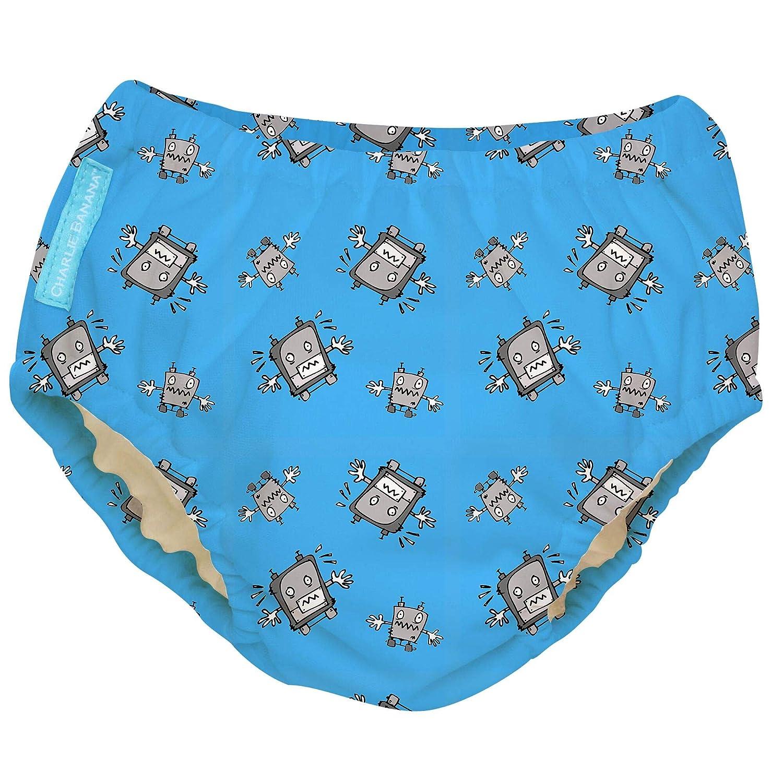 Charlie Banana Reusable Swim Diaper Medium Butterfly
