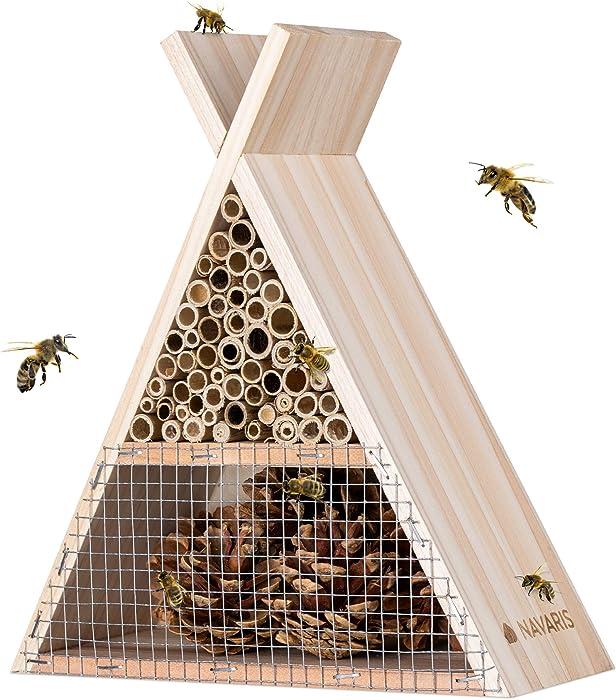 Navaris Wood Insect Hotel - 8.8