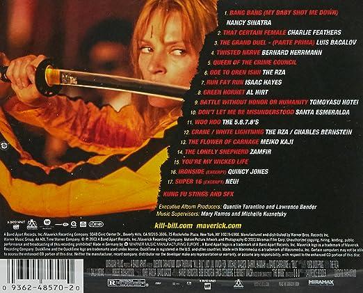 torrent kill bill vol 1 soundtrack