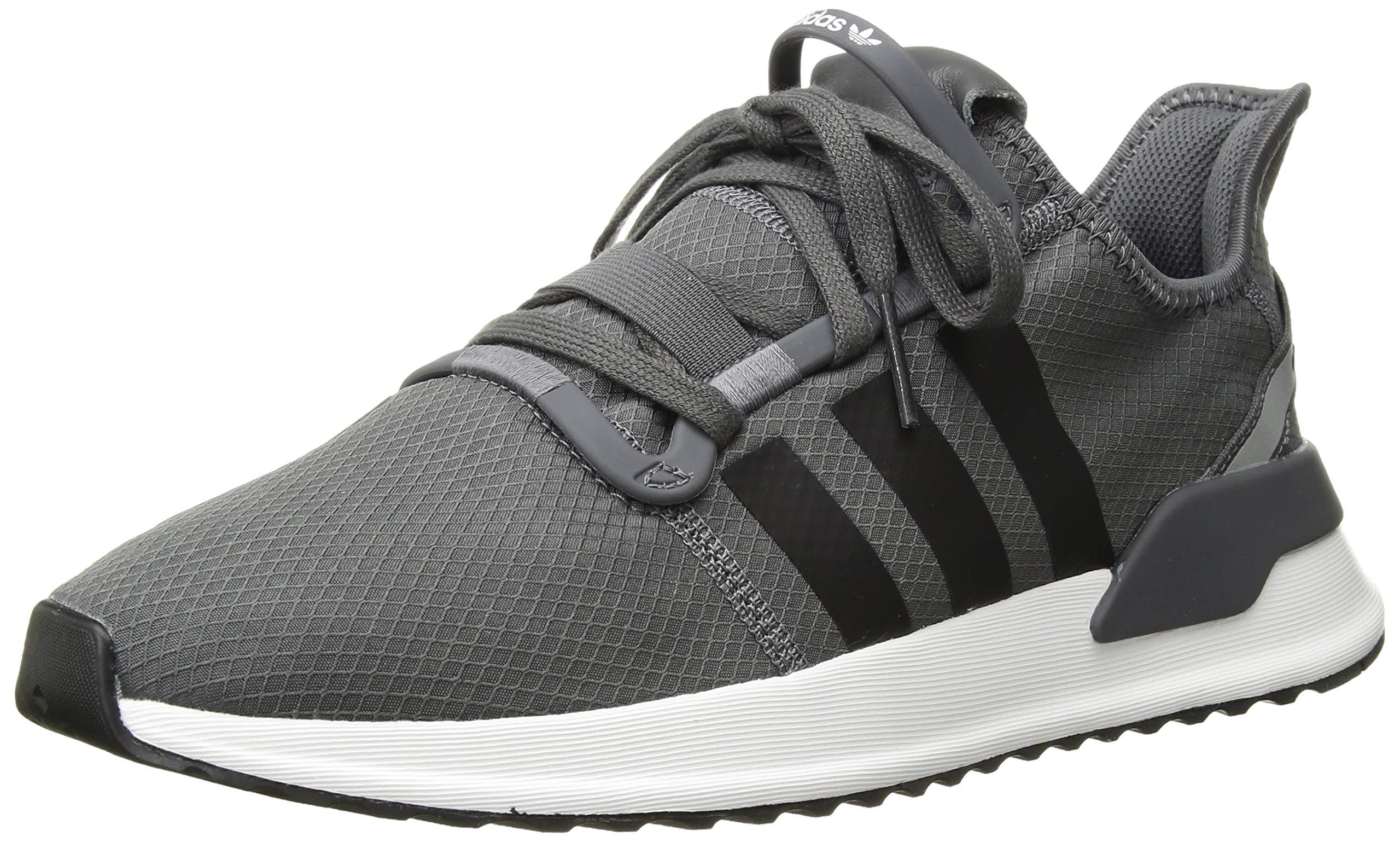 adidas Originals Men's U_Path Running Shoe, Grey/Black/White, 13.5 M US by adidas Originals