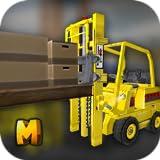 Cargo Forklift Operator Sim