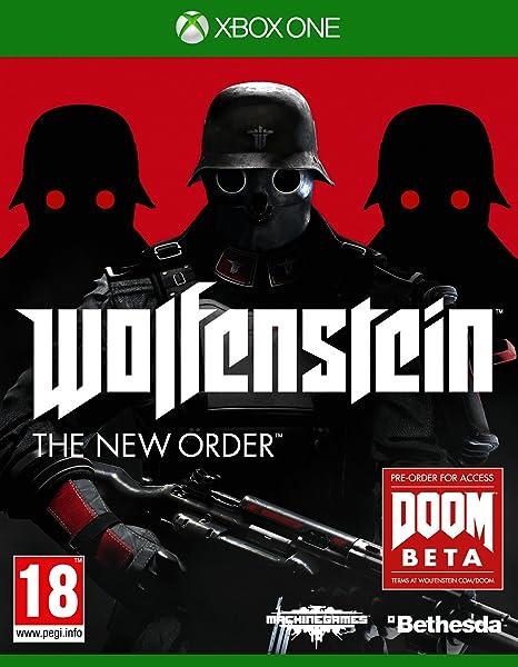 Wolfenstein: La nueva orden: Amazon.es: Videojuegos