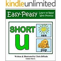The Short U Sound - Read, Play & Practice (Learn to Read with Phonics Book 5)