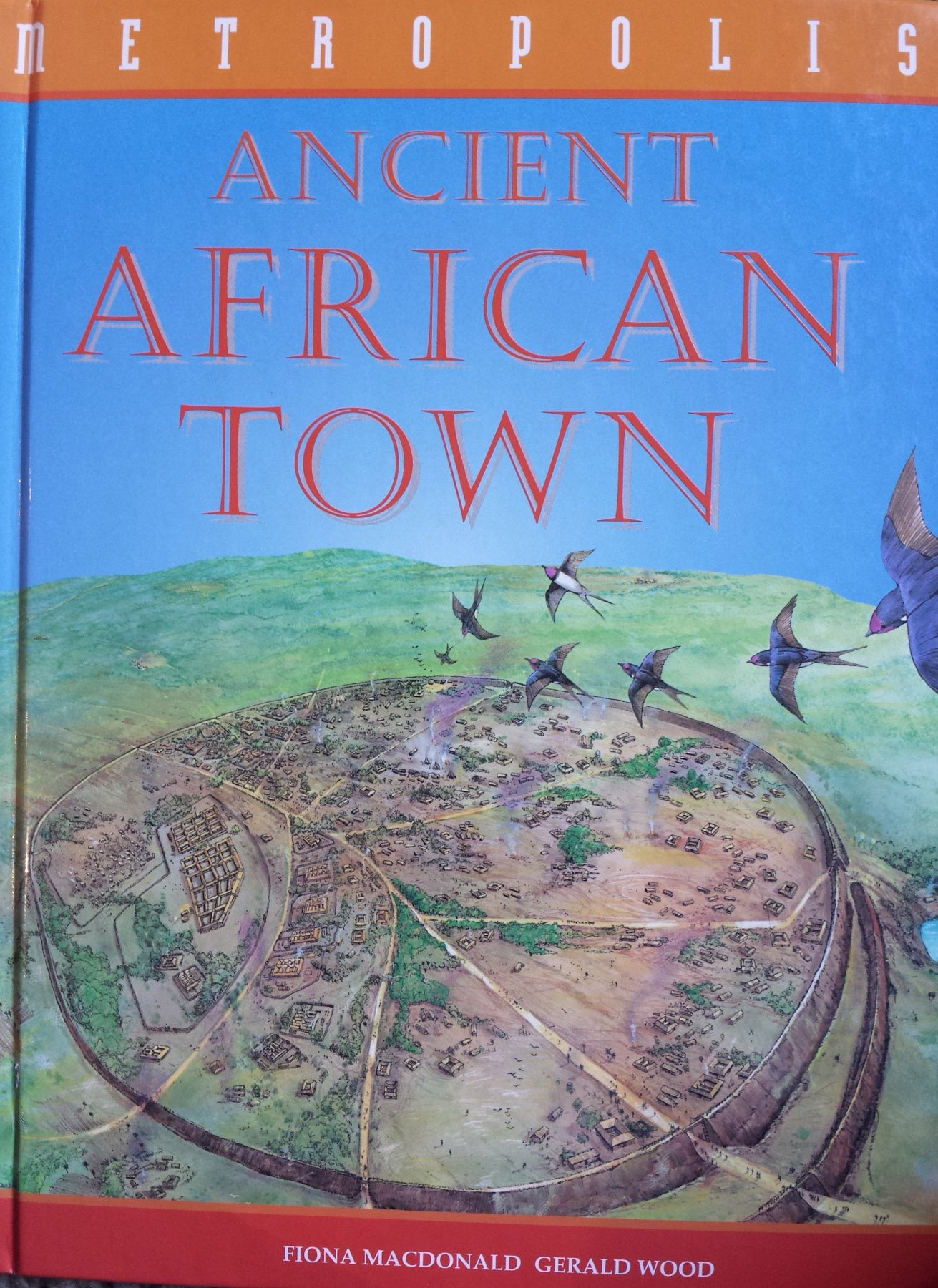 Ancient African Town (Metropolis)