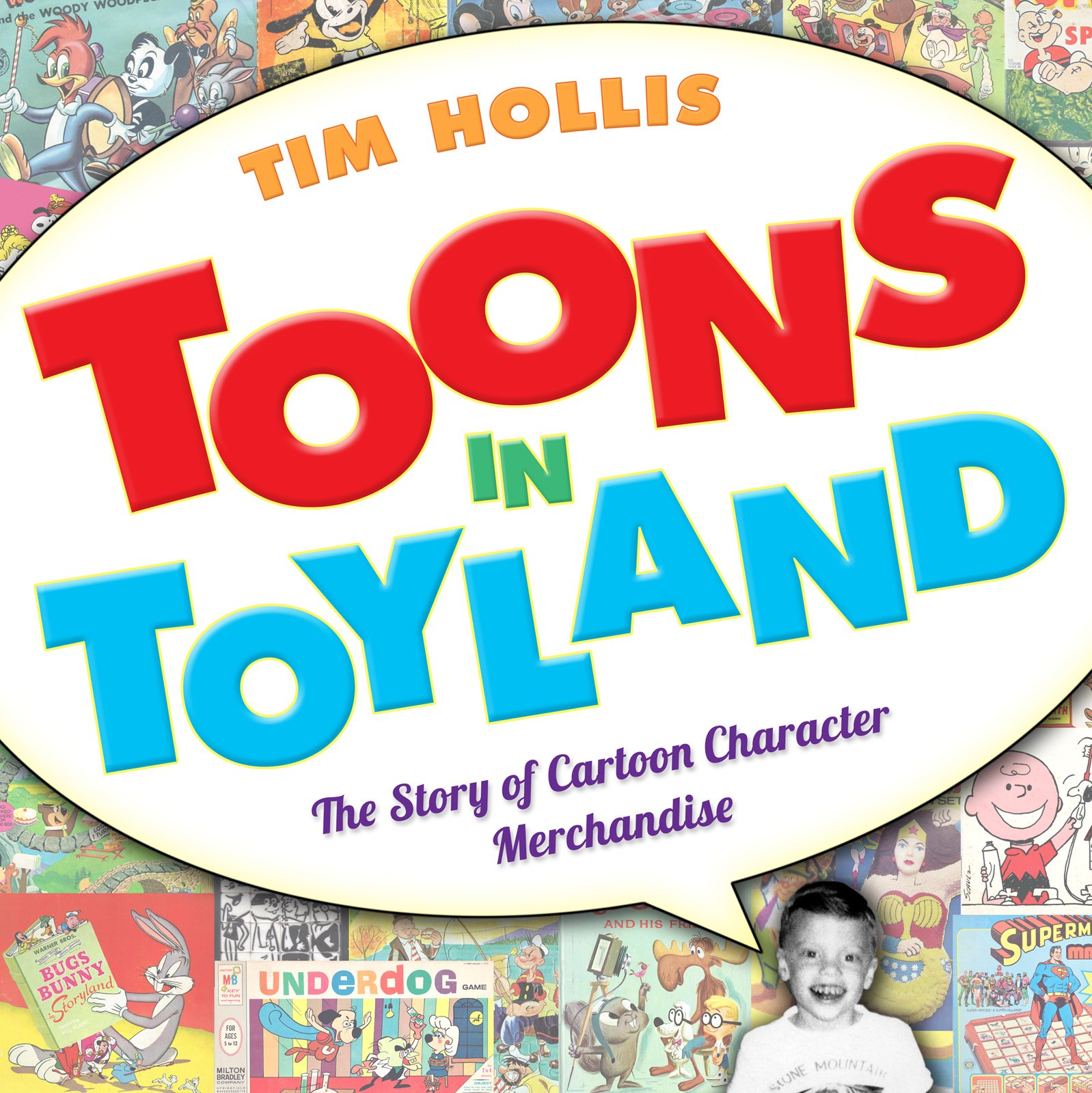 Download Toons in Toyland: The Story of Cartoon Character Merchandise pdf