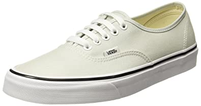 564309cf77febf Vans Unisex Authentic Canvas Skate Shoes-Ice Flow-5.5-Women 4-