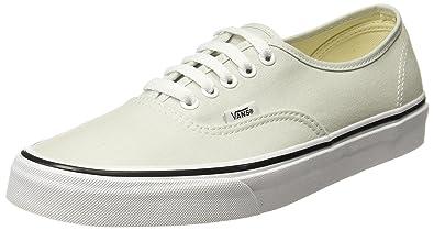 2525e164a4 Vans Unisex Authentic Canvas Skate Shoes-Ice Flow-5-Women 3.5-