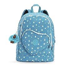 Kipling Heart Small Backpack Cool Star Girl