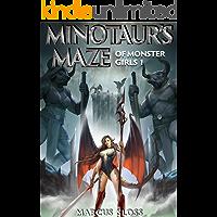 Minotaur's Maze of Monster Girls (Maidens of Mixonia Book 1) (English Edition)