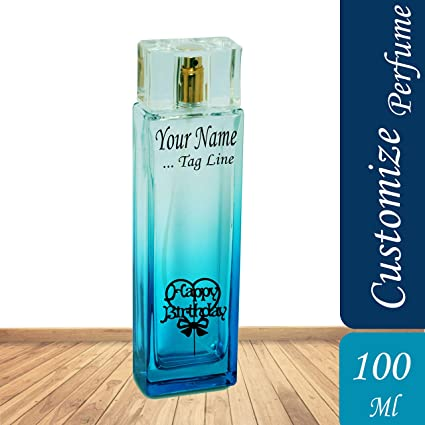 Buy My Fragrance Customized Perfume Gift Birthday Gift For