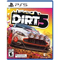 Dirt 5 - 13200 PlayStation 5 Games and Software