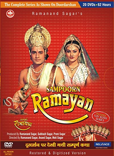 Amazon in: Buy Sampoorn Ramayan DVD, Blu-ray Online at Best Prices