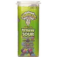 Warheads Juniors Sour Hard Candy (x18 Units), 0.88-Kilogram