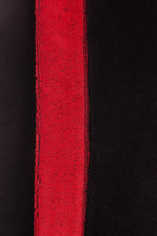 Beige 46x130cm S//M Revise con Cierre de Velcro, Fibra de bamb/ú Toalla de Sauna para Hombre